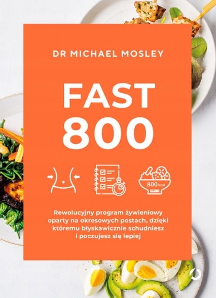 Item 800 FAST diet MICHAEL MOSLEY