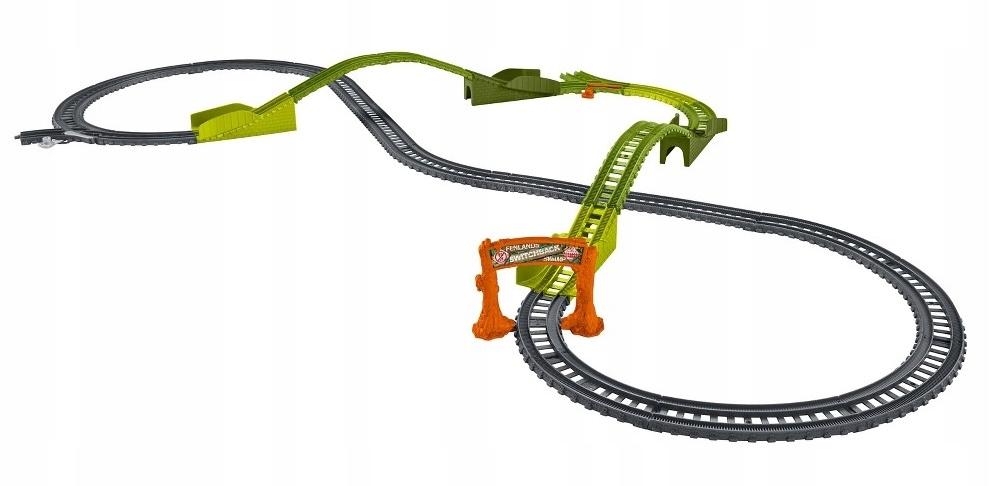 Trackmaster Track Set 30 kusov + 2 mosty
