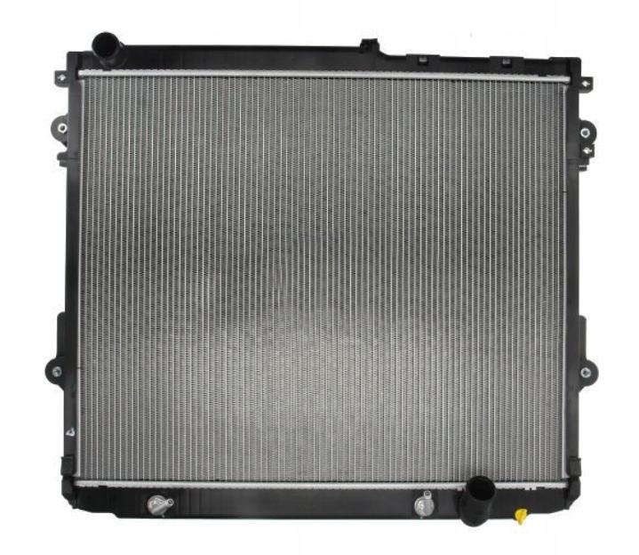 радиатор воды lexus lx 570 5 7 v8 2007-