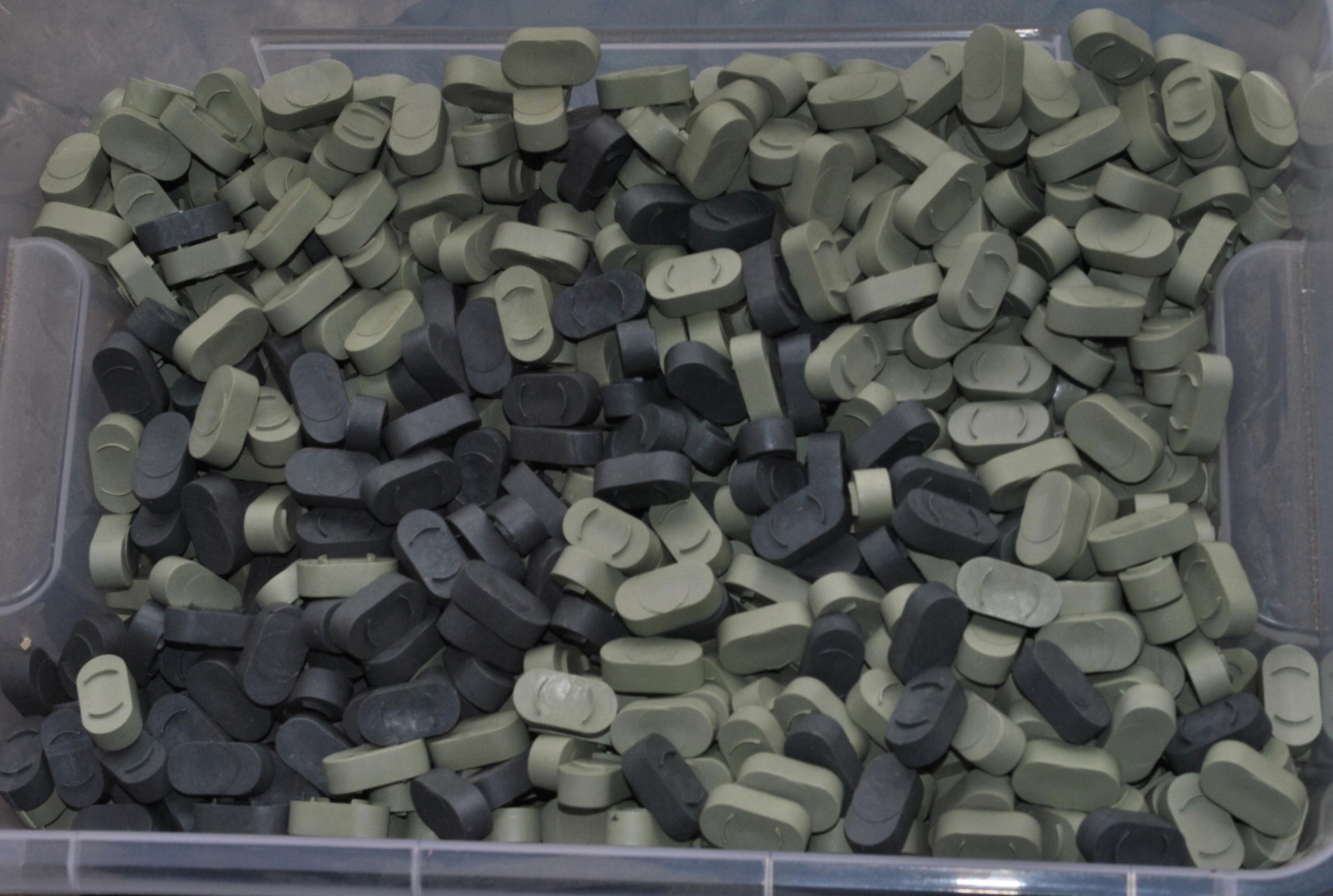 wzmocnienie leków montażowych)
