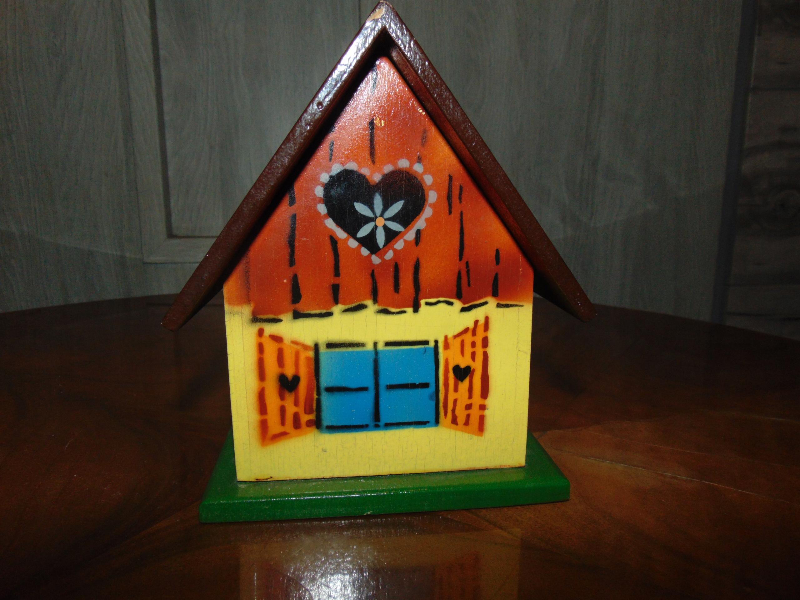 Prasiatko drevo dom,ročník 70-80 rokov