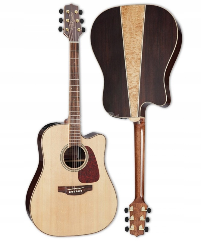 Takamine GD93CE NAT Elektroakustická gitara!