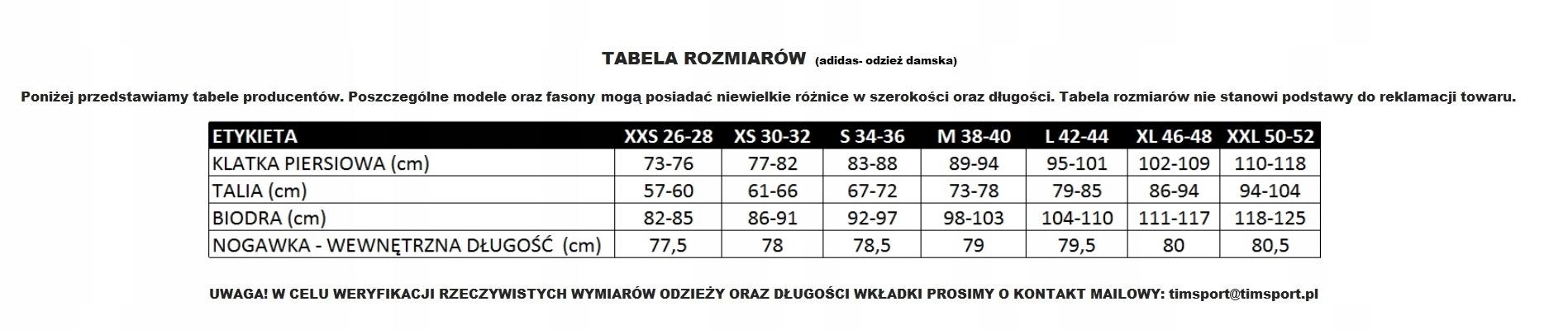 Contradecir Restricción Cliente  legginsy adidas Adicolor FM3287 r34 (XS/S) 8943448965 - Allegro.pl