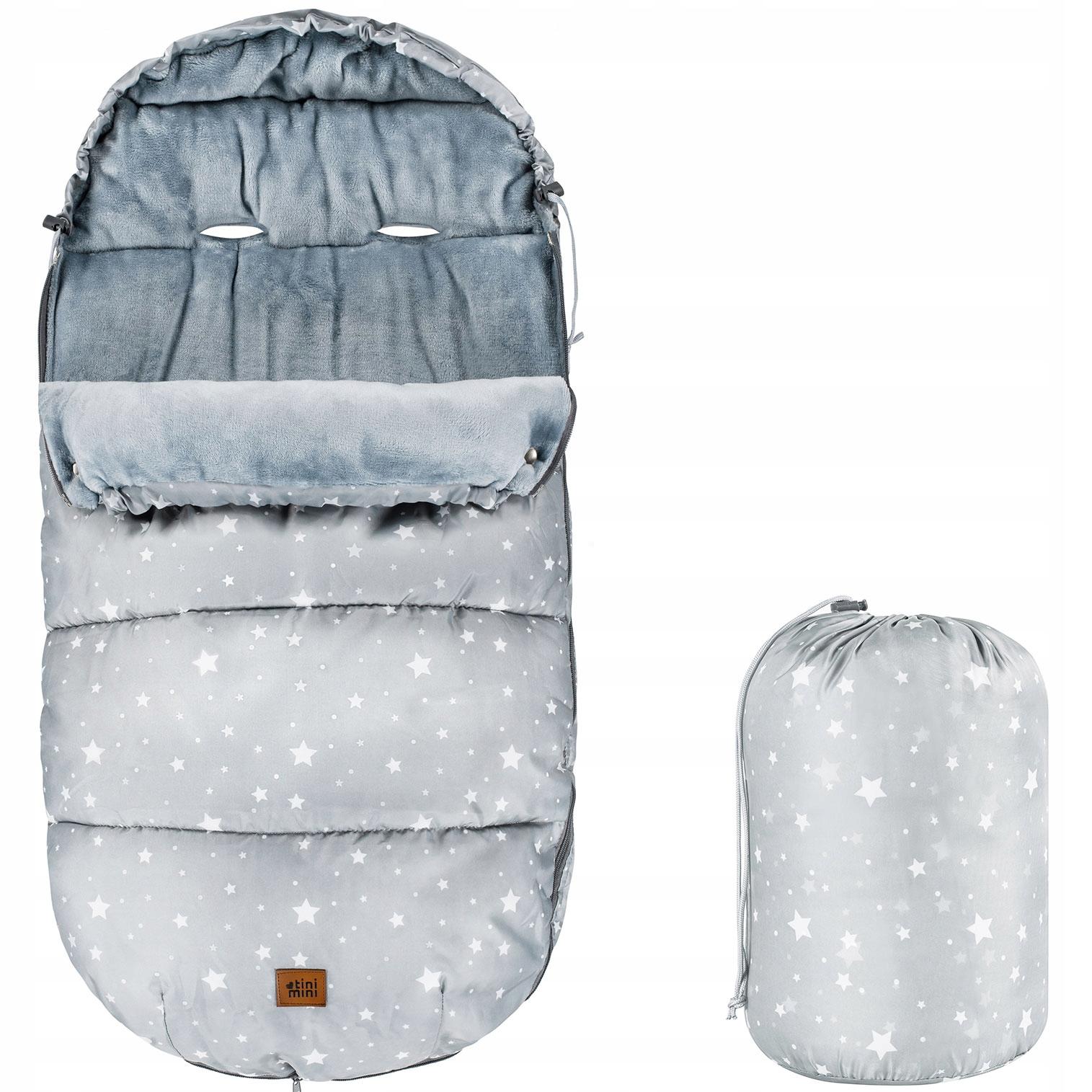Спальный мешок для санок-тележки от TiniMini Models