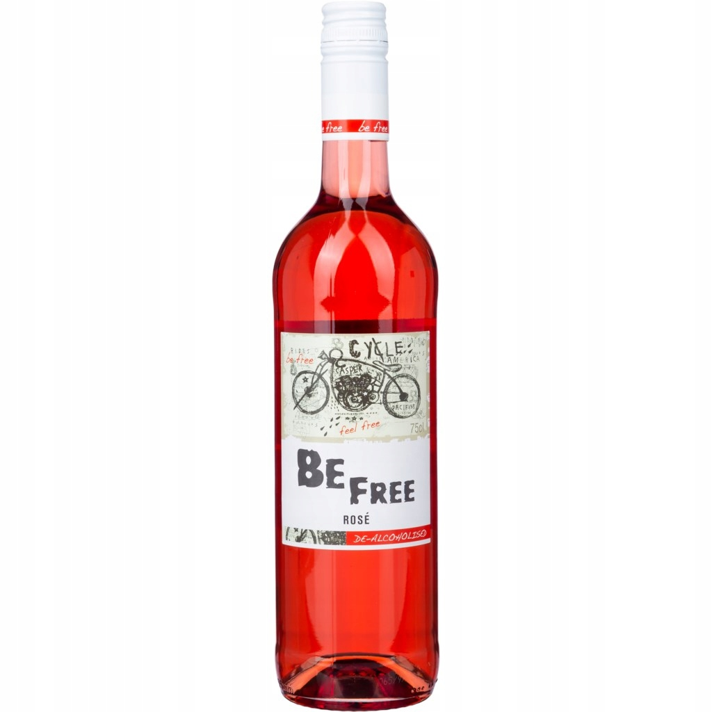 BE FREE ROSE вино розовое НАПИТКИ сладкое