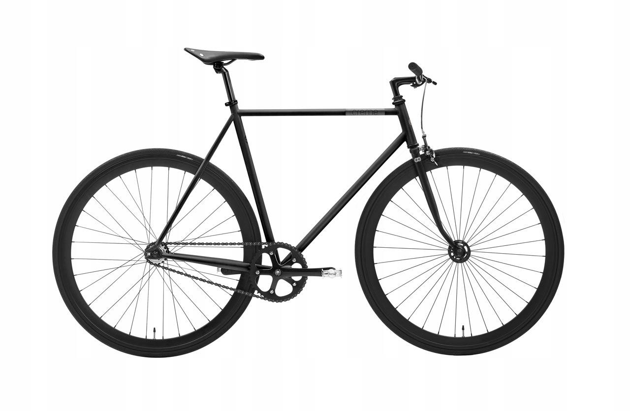 """Krém Vinyl Uno Bicykel 28"""" pevné fixie M"""