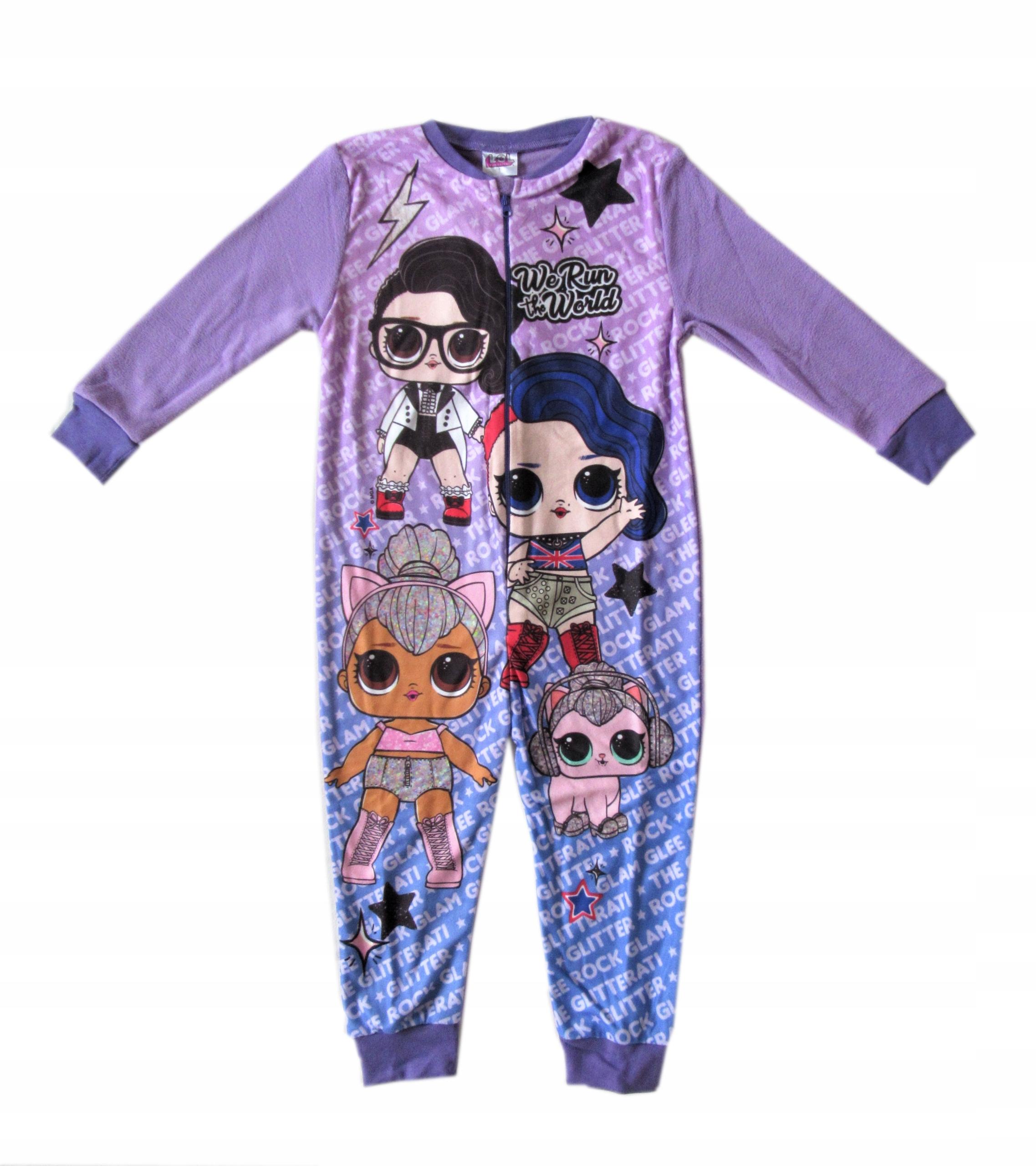 LOL SURPRISE kombinéza onesie pyžamo 104 cm WH28