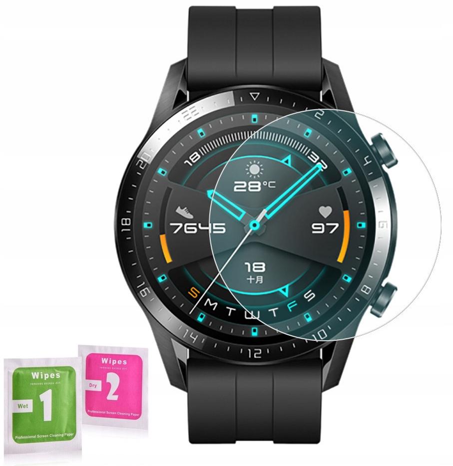 ЗАЩИТНОЕ ЗАЩИТНОЕ СТЕКЛО Huawei Watch GT 2 46mm