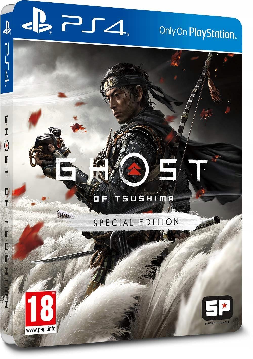 Ghost of Tsushima Edycja Specjalna PL PS4 Dubbing - 399 zł - Stan: nowy - 9049072959 - Allegro.pl