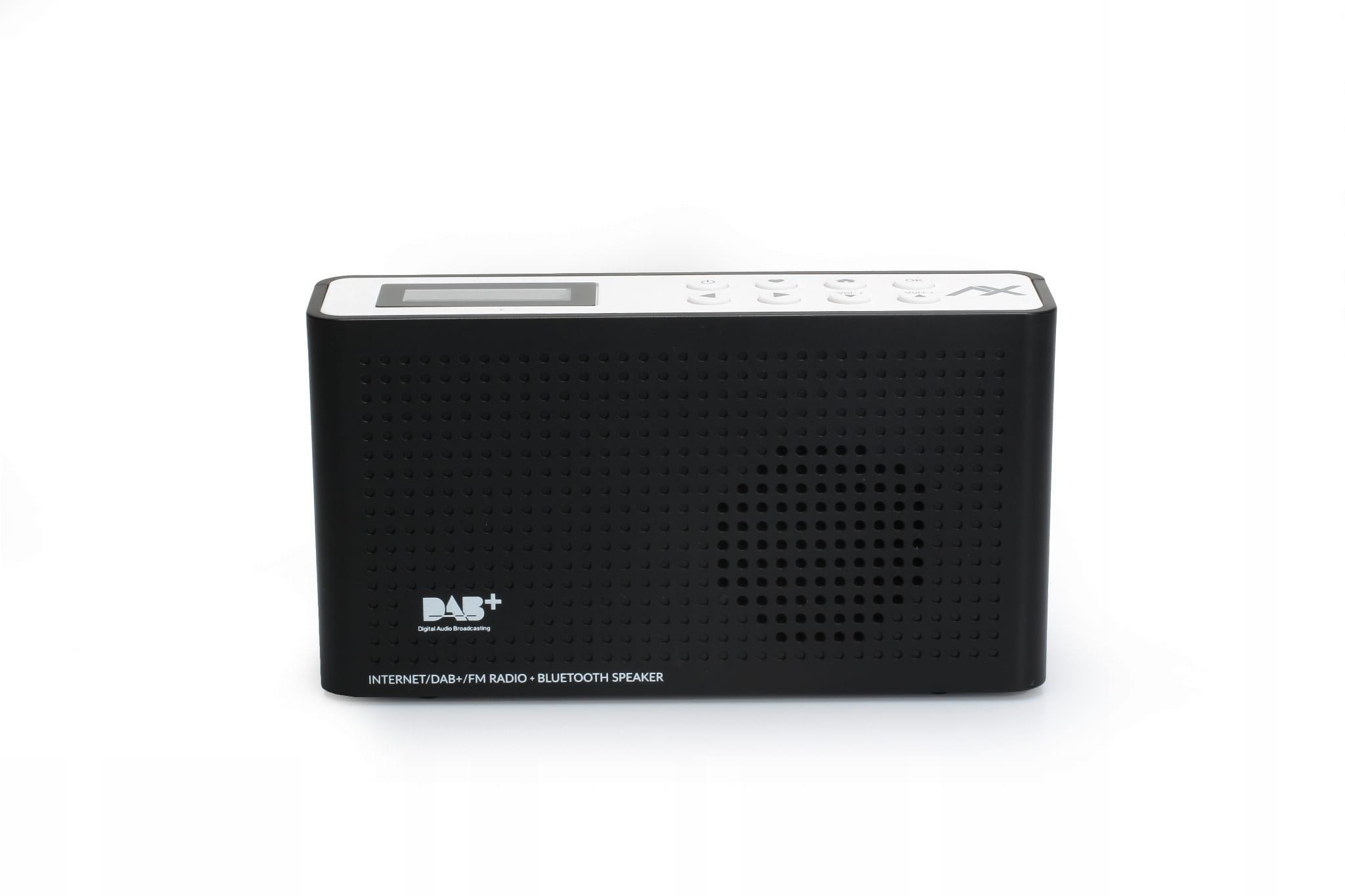 ELEGANCKIE RADIO KUCHENNE INTERNETOWE DAB FM WIFI