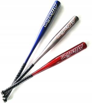 Hliníková palica pre mäkké gule Baseball Brett CZ