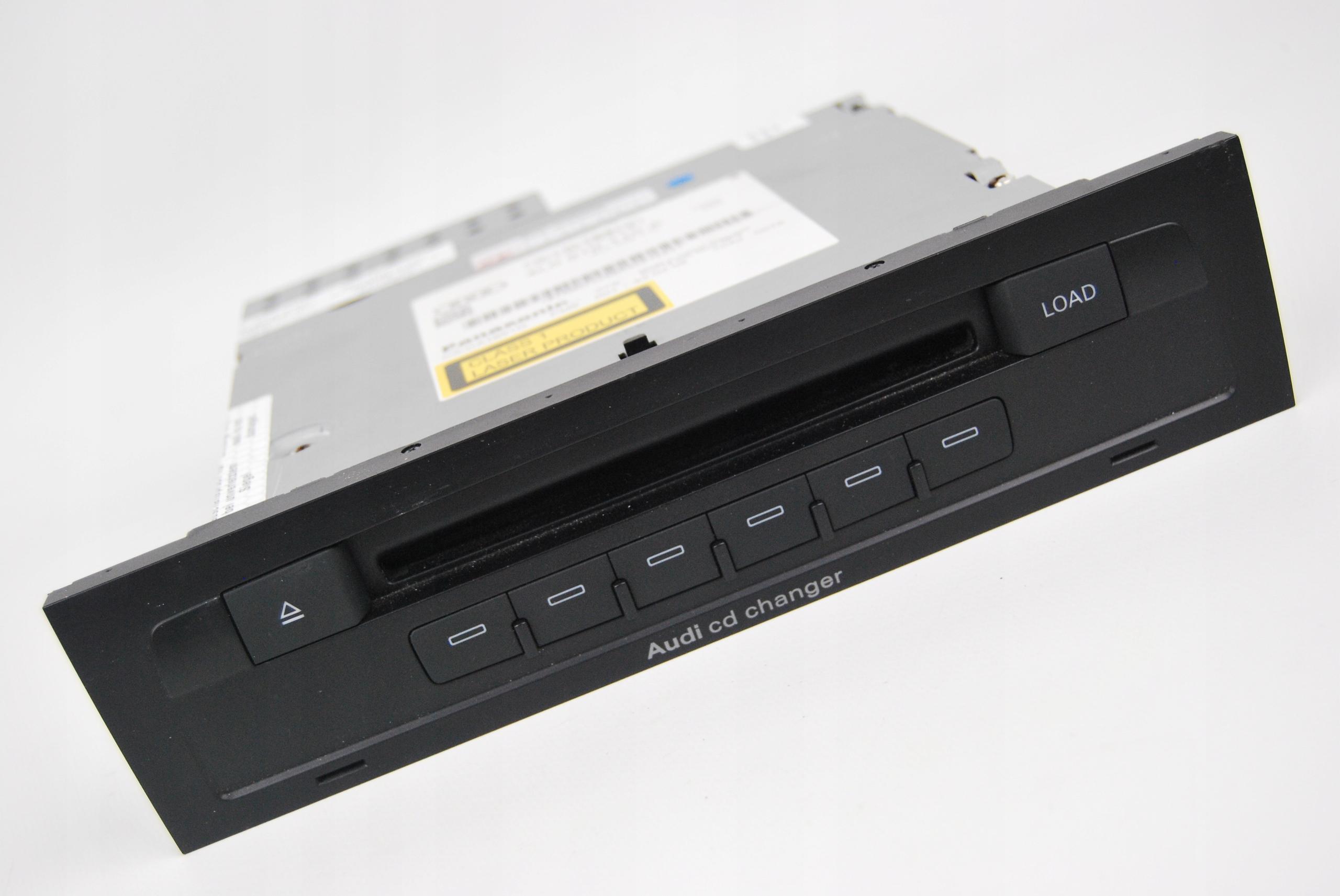 CD-чейнджера Audi Q7 4L0910110A