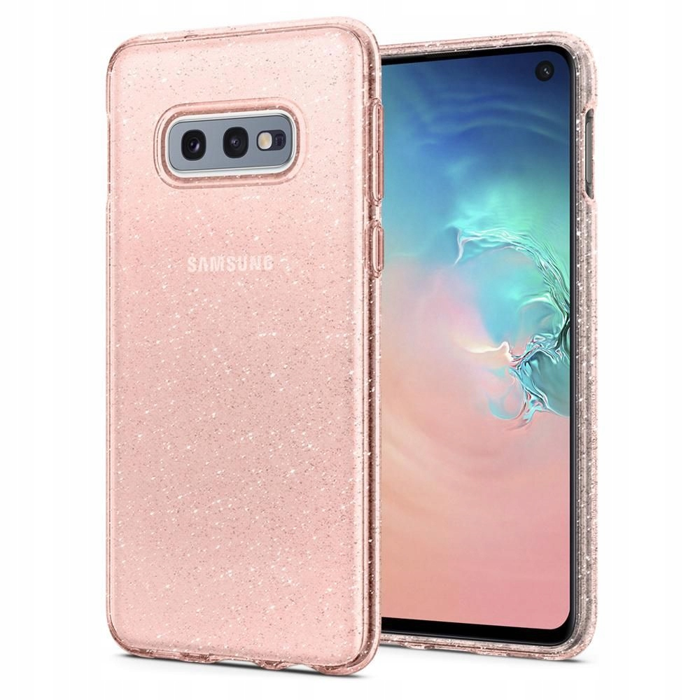 Etui Spigen Liquid Crystal Glitter do S10e