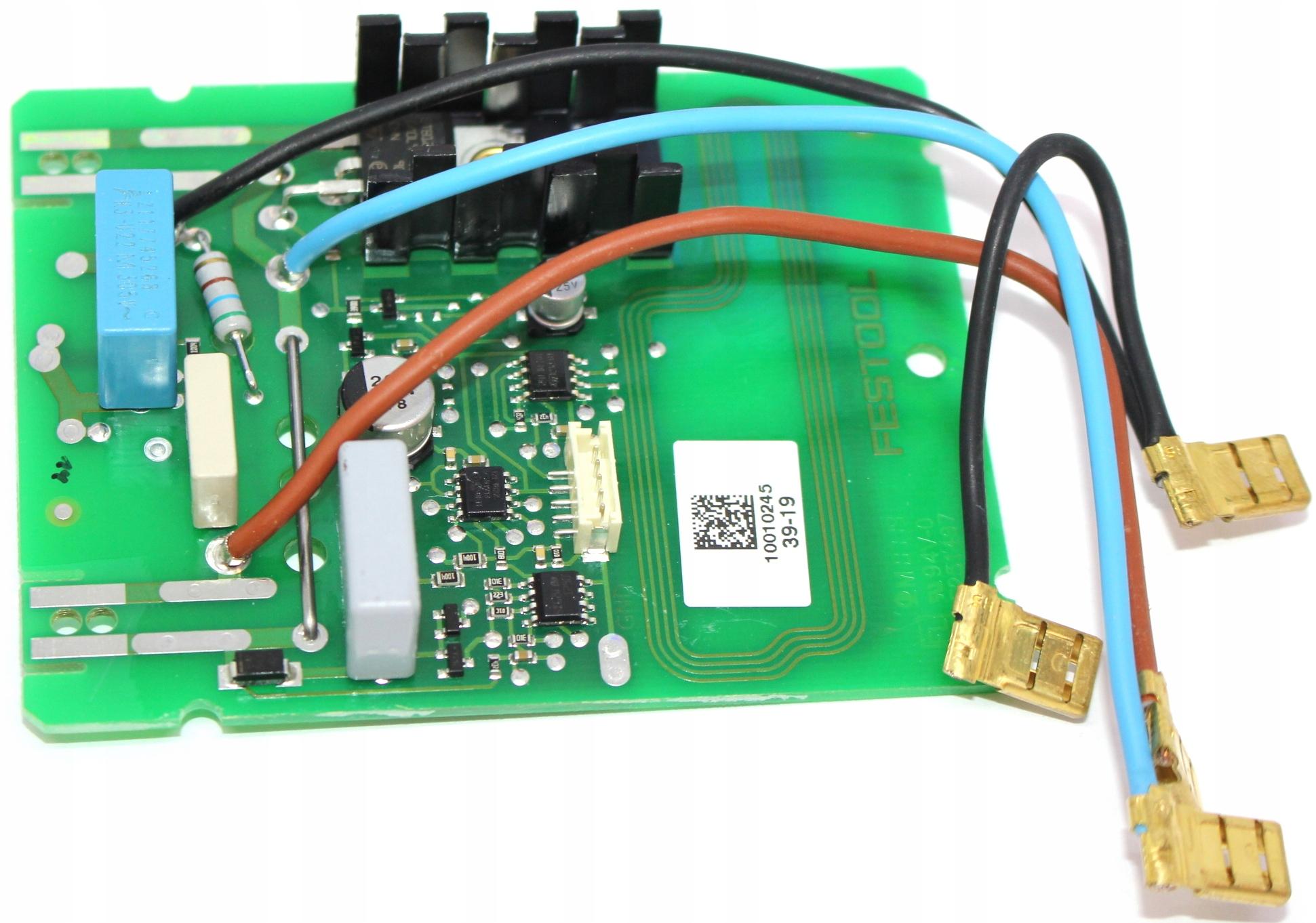Doska elektroniky FESTOOL pre vysávač CTL SYS