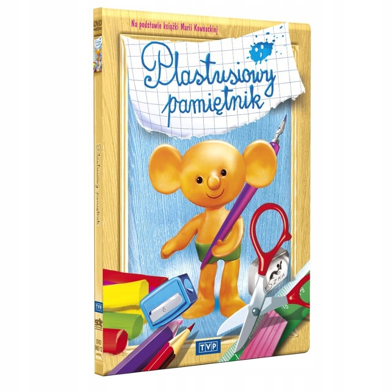 Item PLASTUSIOWY DIARY Tale Series For Children DVD