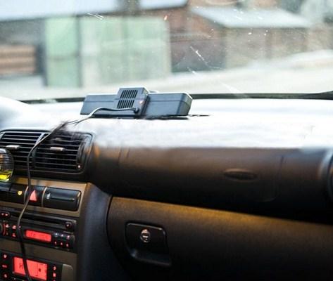 Обогреватель на стекло, автомобильное 160 в 12в скребок (фото 4)   Автозапчасти из Польши