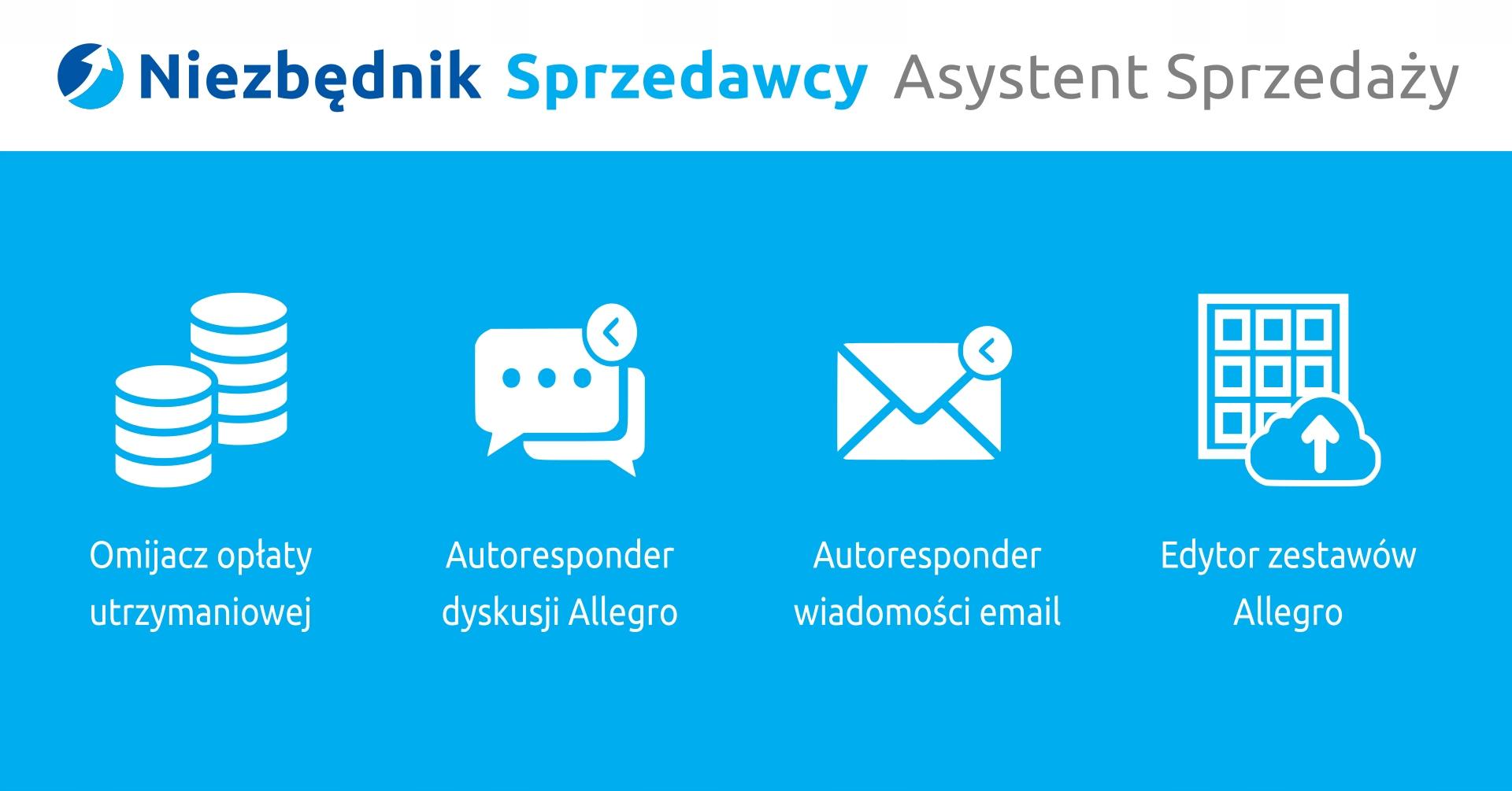 Asystent Sprzedazy Allegro Narzedzia Sprzedawcy Sklep Komputerowy Allegro Pl