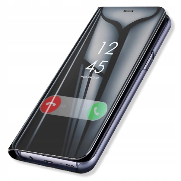 Etui Clear View Cover Flip do Lg Q60