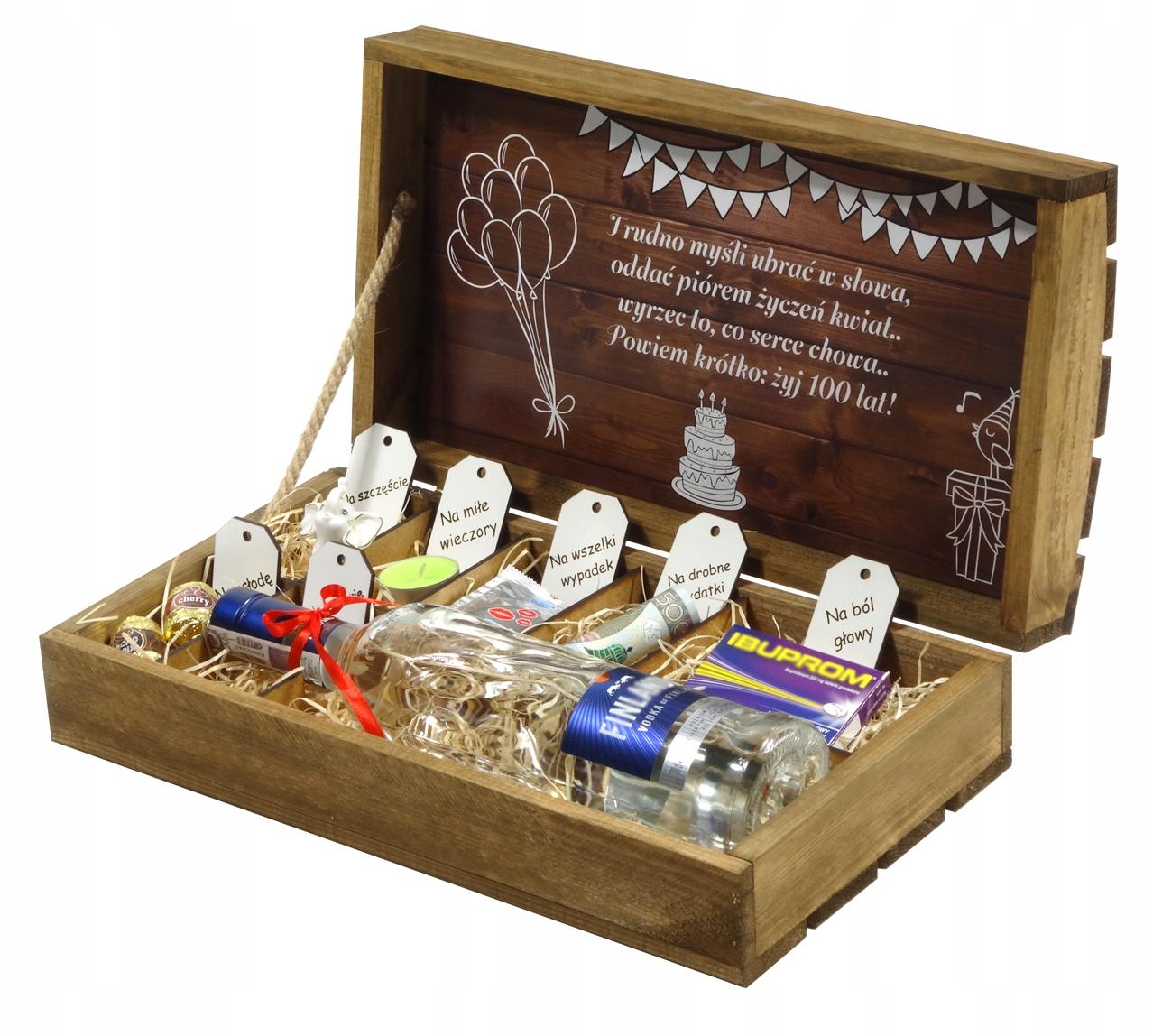 коробка коробка ОСНОВЫ НА 18 день рождения подарок