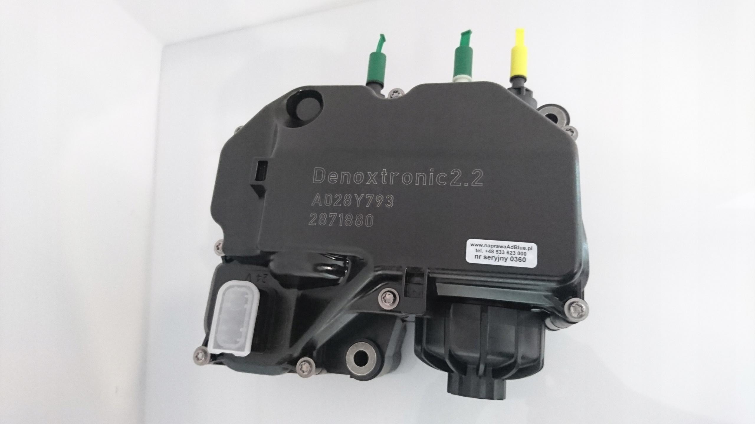 НАСОС ADBLUE DAF XF 106 LF CF EURO6 2871880