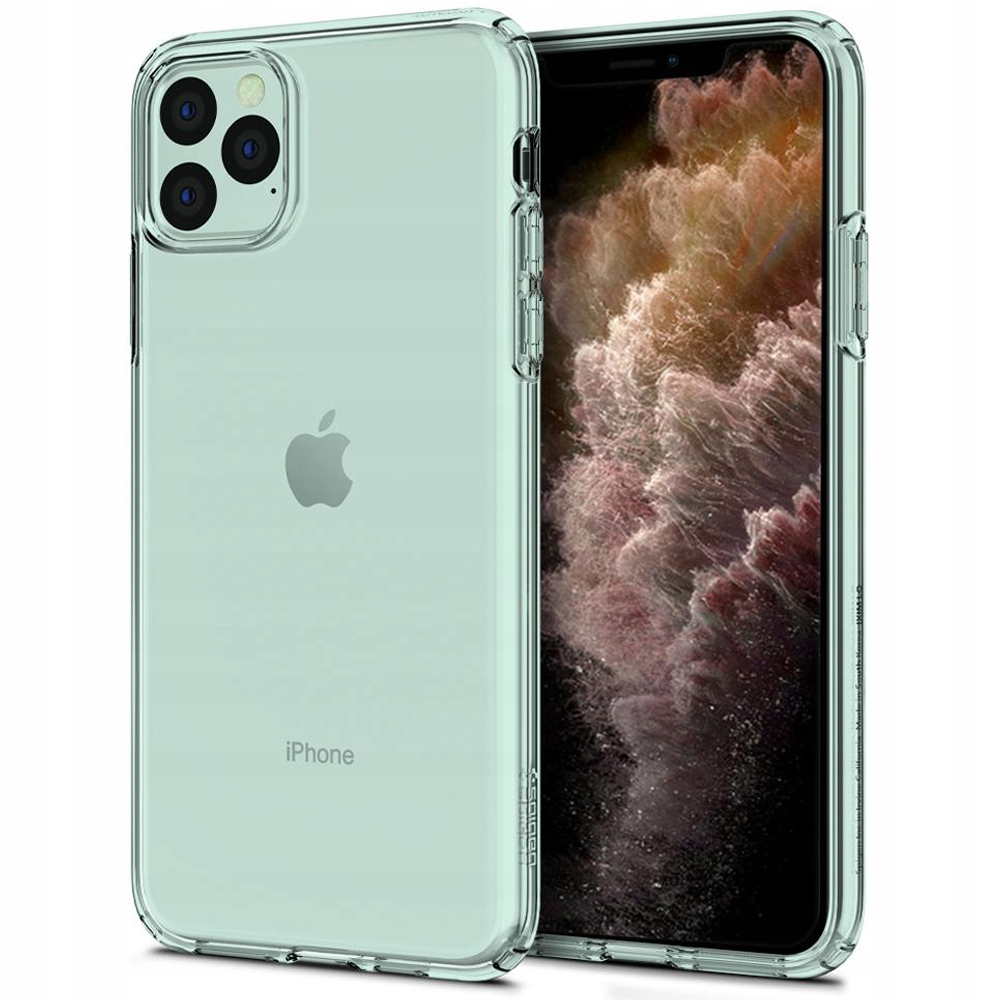 Etui Spigen do iPhone 11 Pro, obudowa, case, Liqui