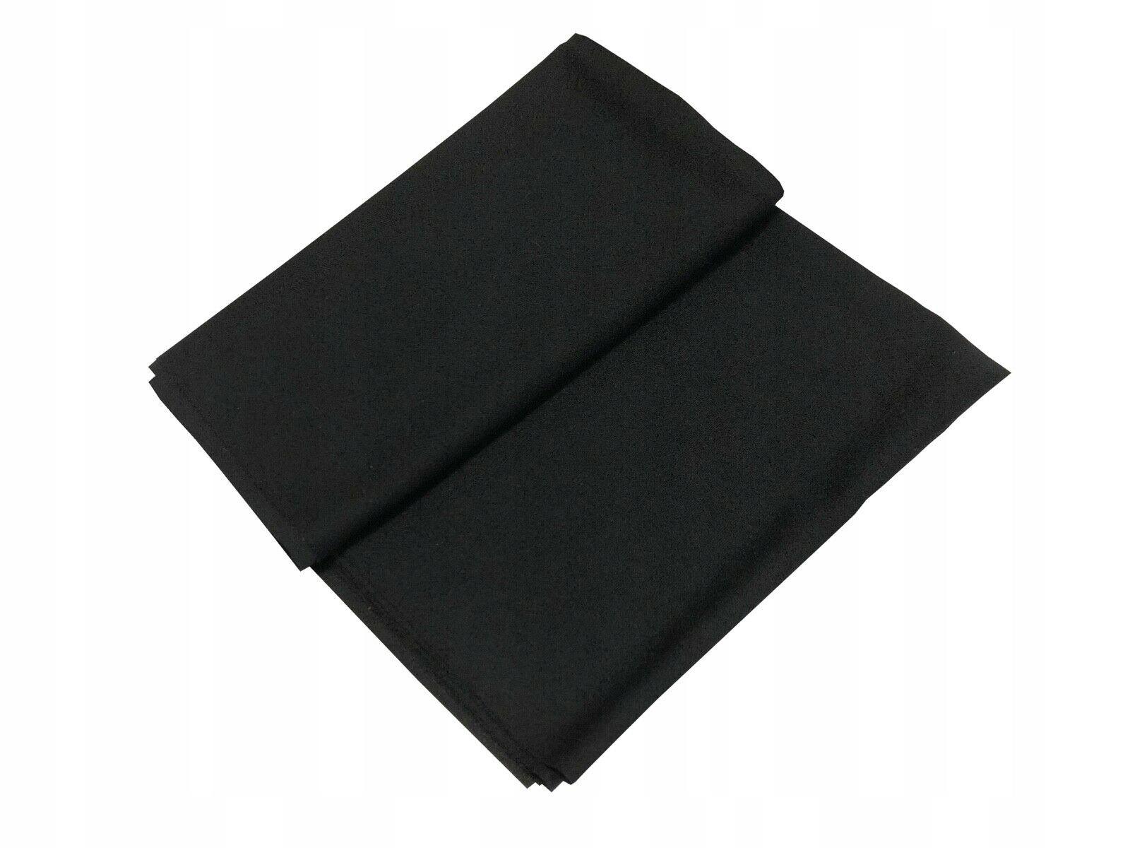 Materiál reproduktor tkanina pre čierne masky