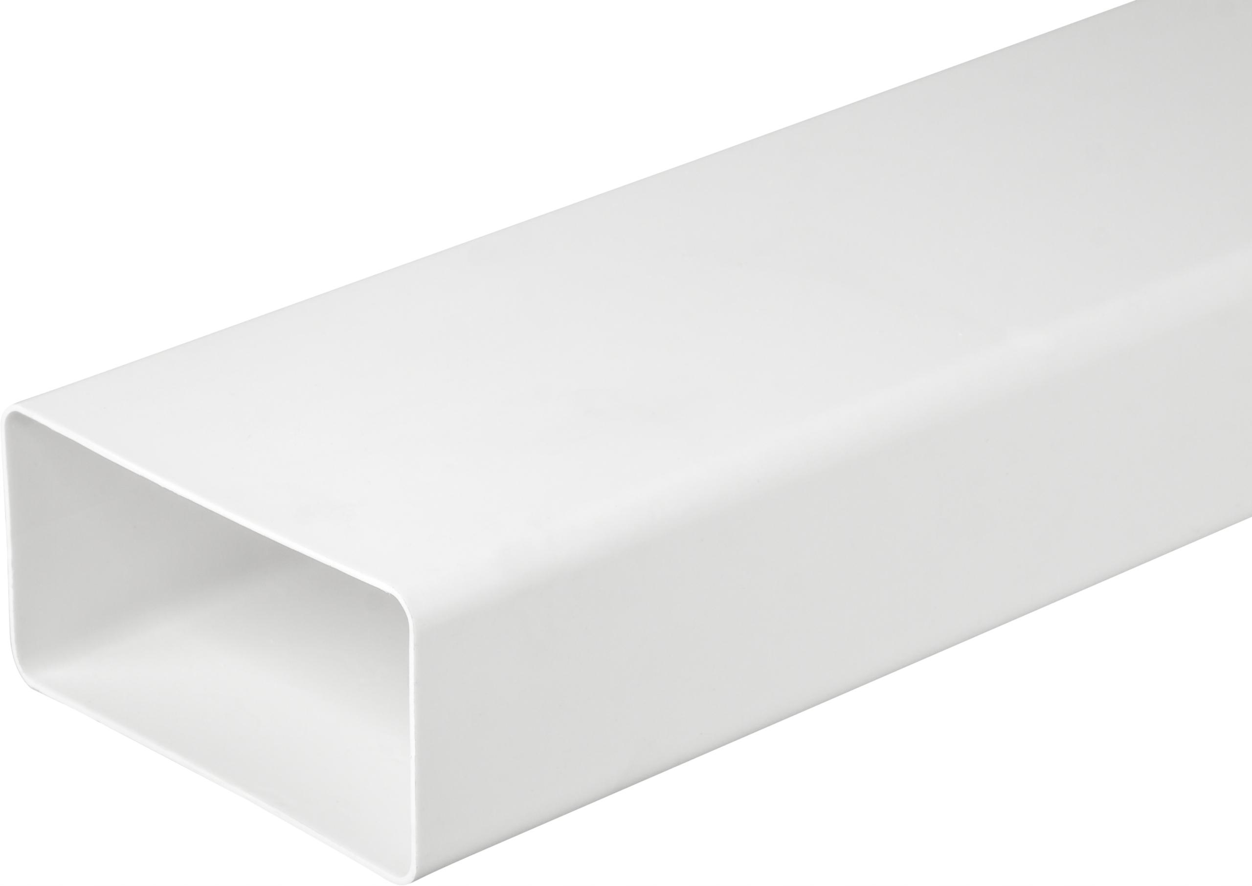 Kanał wentylacyjny płaski 110x55 1m