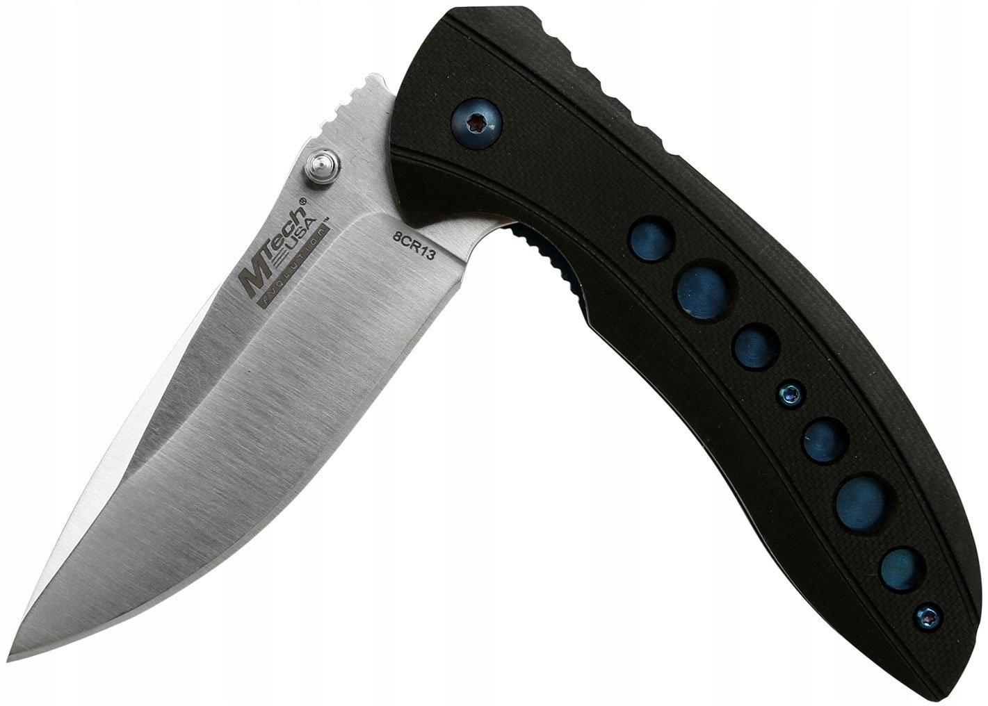 MTech USA MTE-FDR010-BK skladací nôž vreckový nôž