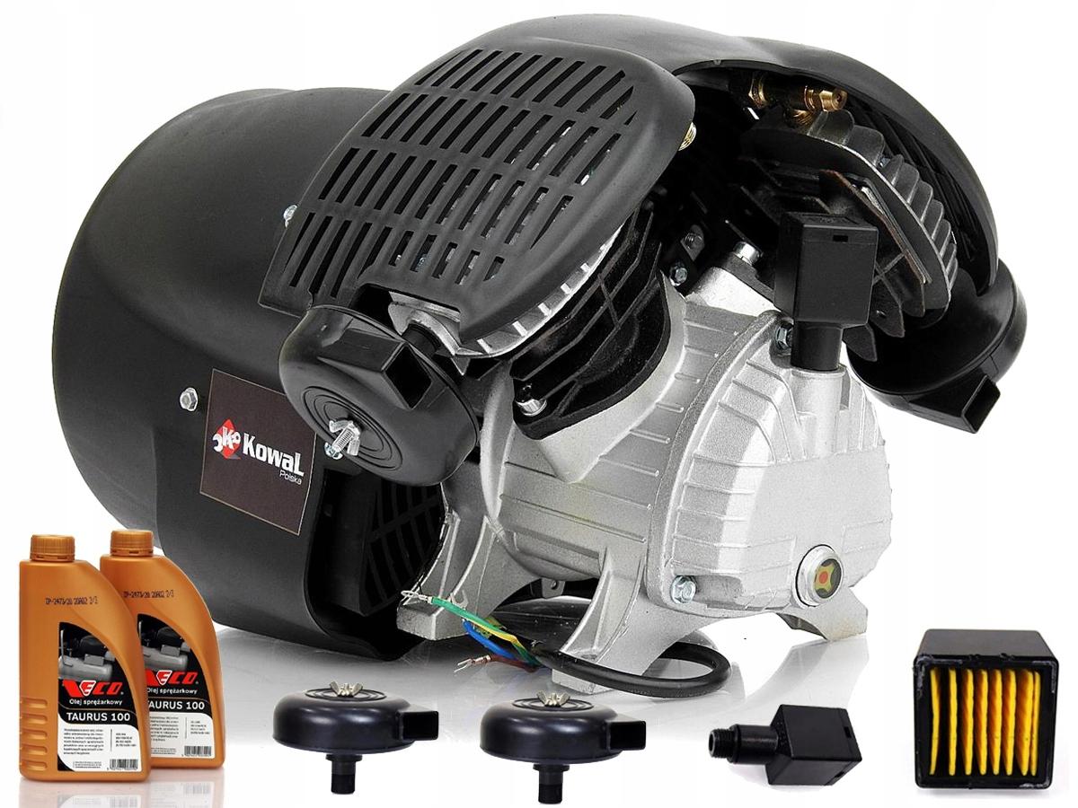 SPRĘŻARKA V2 + SILNIK 230v kompresor olejowy pompa