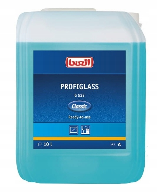 BUZIL PROFIGLASS 10L G522 szyby plastik lustra