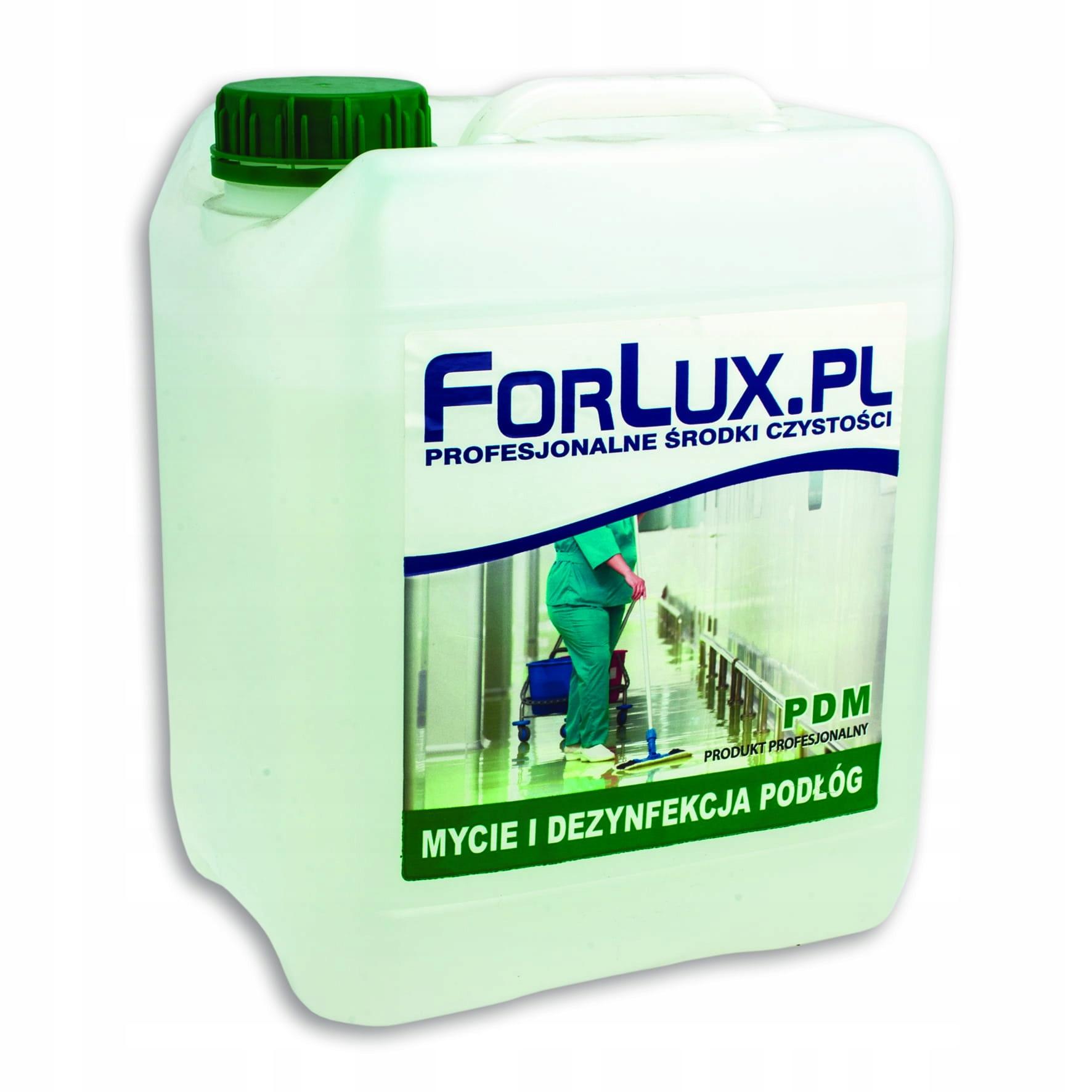 Forlux PDM 4 K мытье и дезинфекция полов 4кг