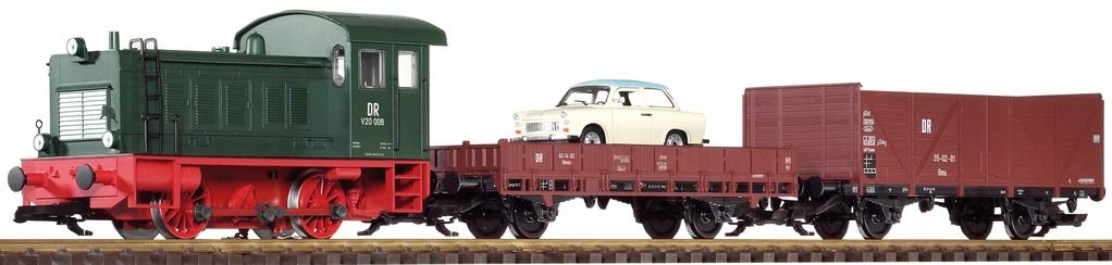 Starter Set Freight Train Piko 37121 g