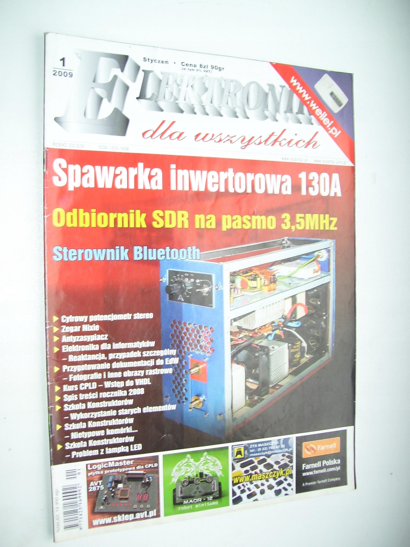ЭЛЕКТРОНИКА ДЛЯ ВСЕХ 2009 доставка товаров из Польши и Allegro на русском