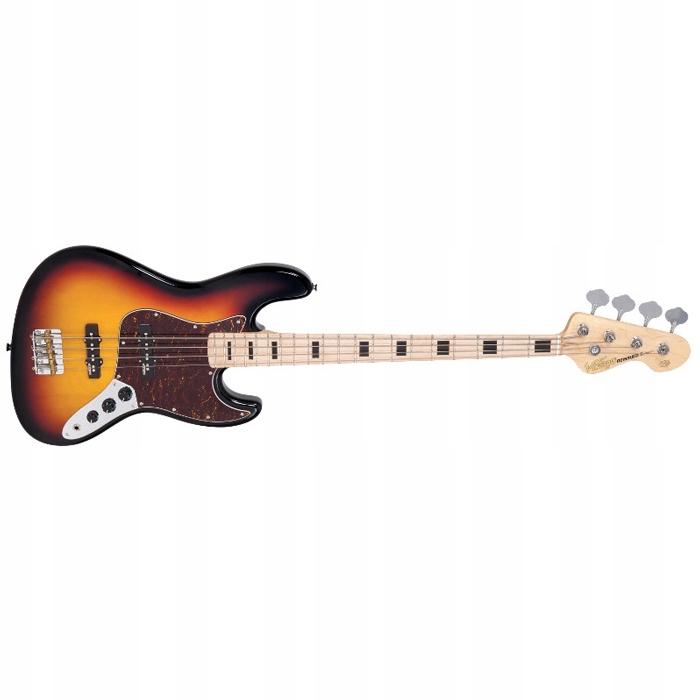 Vintage V74MSSB basgitaru Jazz Bass !@!
