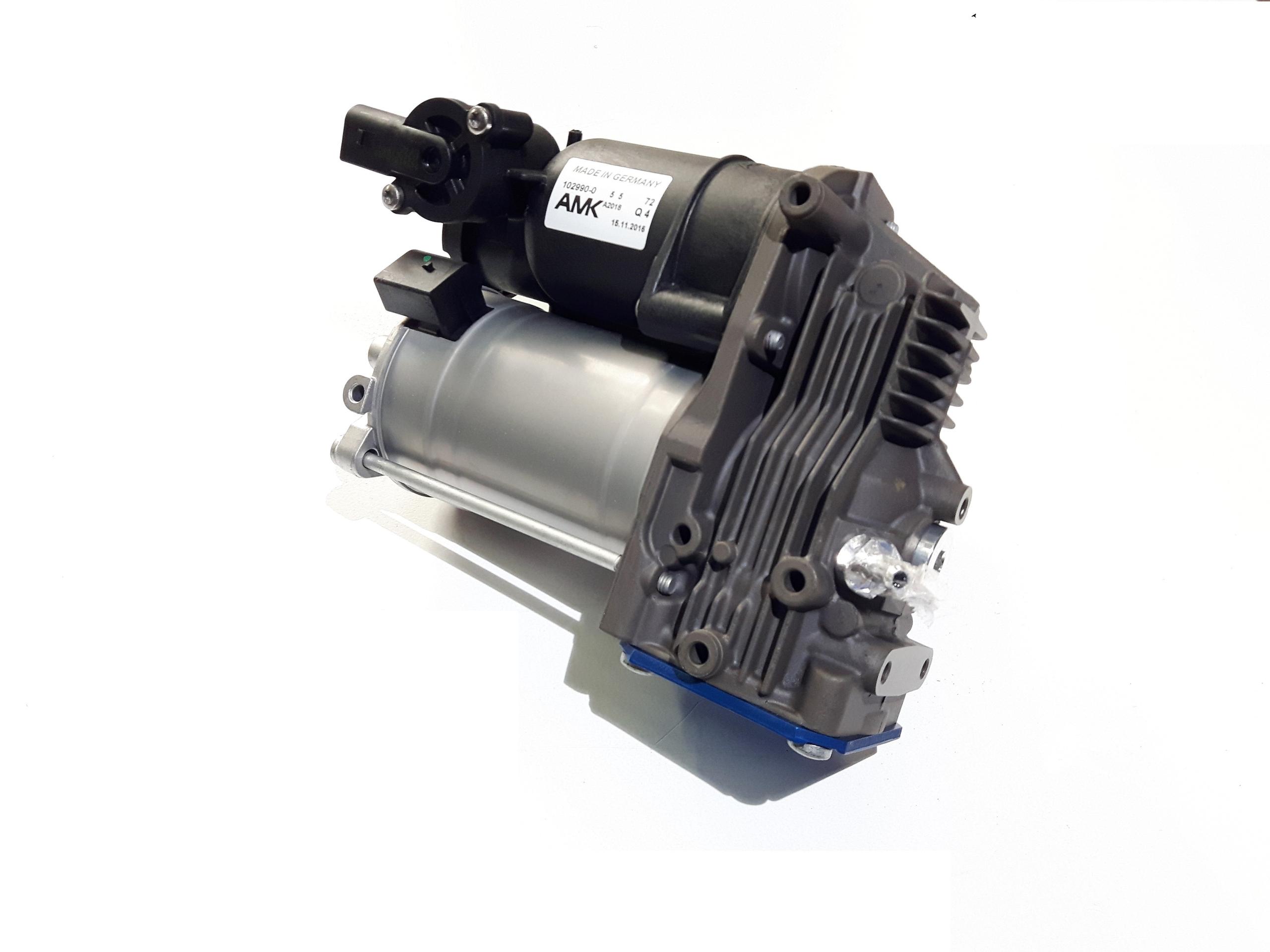 mercedes s-klasa w221 насос компрессор подвески