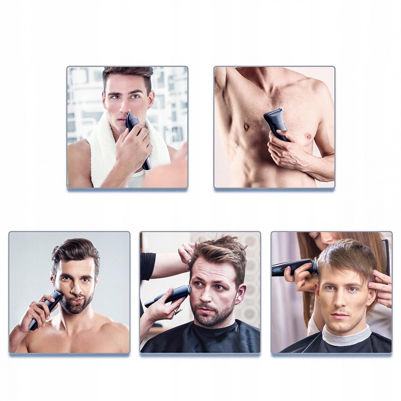 Тример за коса Тример за брада Hatteker Работа на акумулаторна батерия