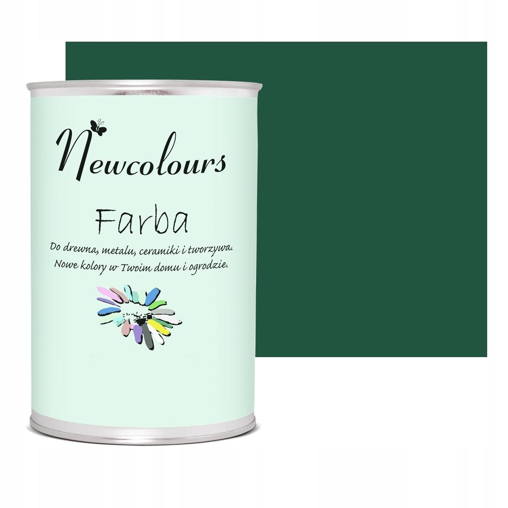 Краска ??? мебели Newcolours Бутылку Зелень 900ml