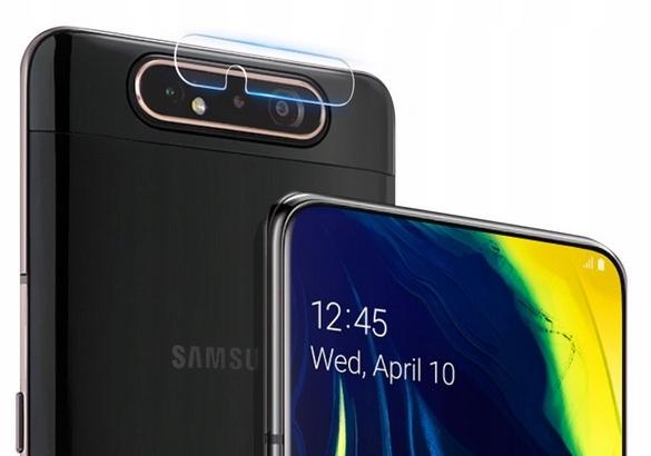 Szkło Hybrydowe Na Obiektyw Samsung Galaxy A80