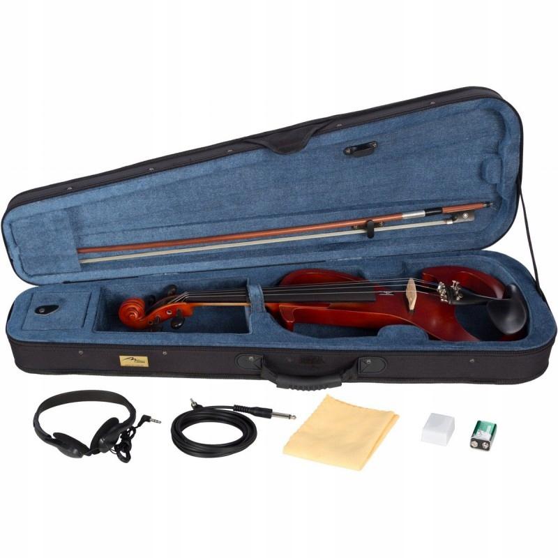 Item Violin 4/4 electric M-tunes 406E KIT!