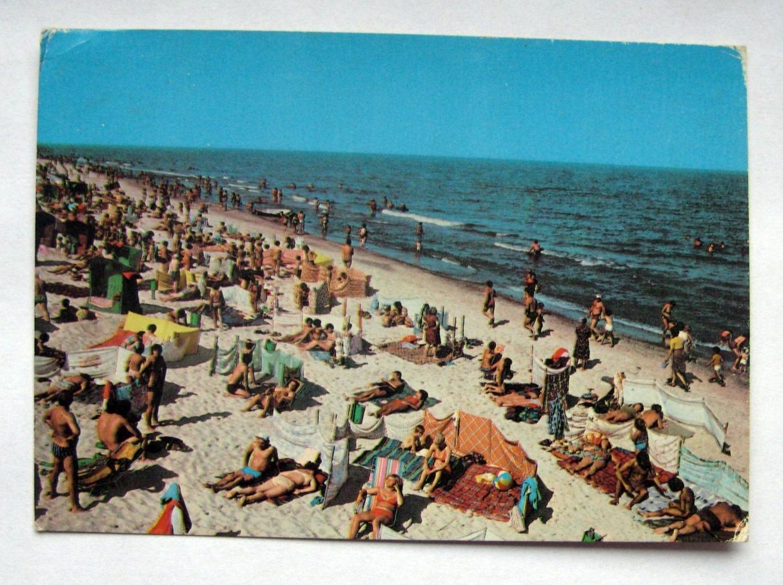 PP 464 Pogorzelica plaża Bałtyk