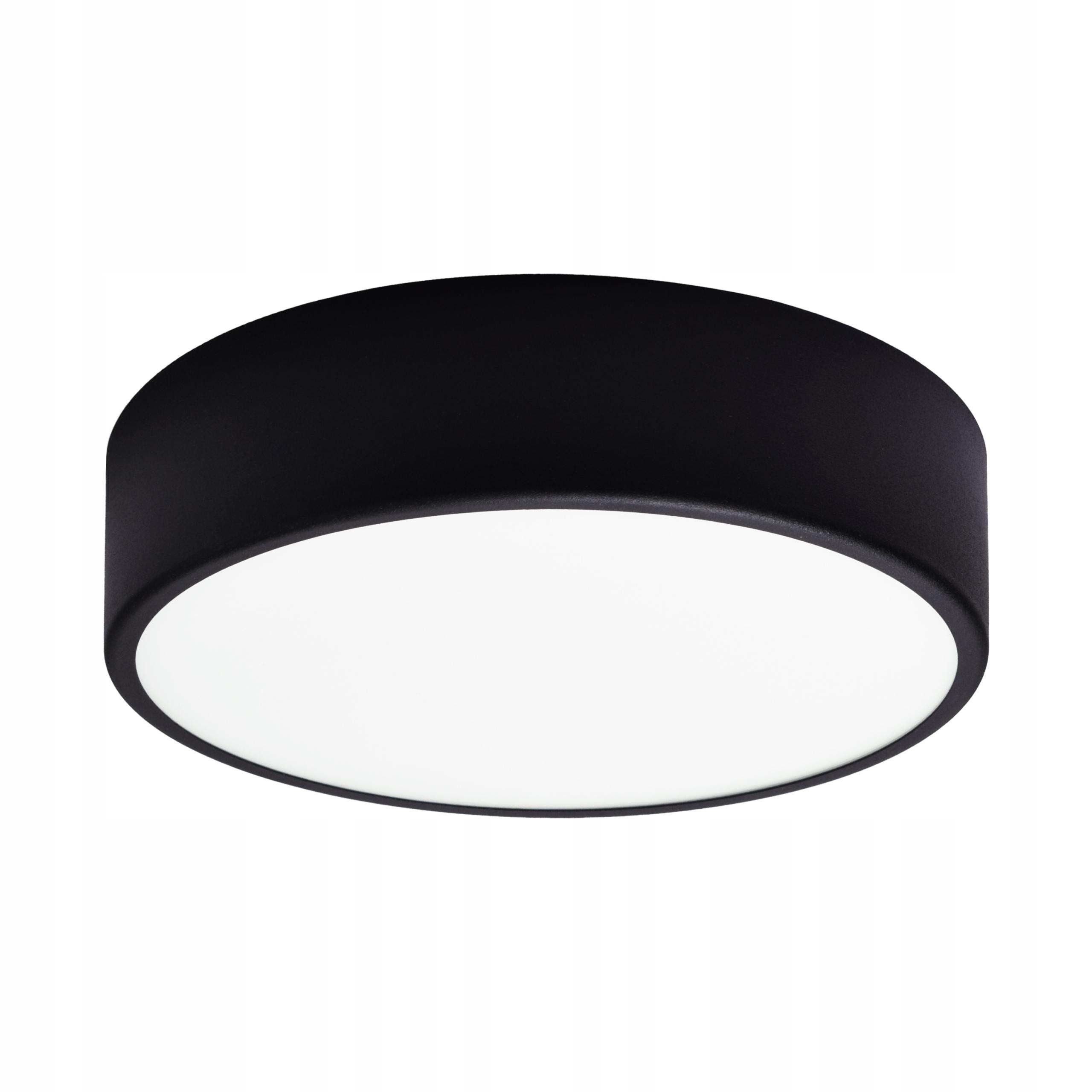 Потолочный светильник Plafond CLEO 300 80W Black 30см