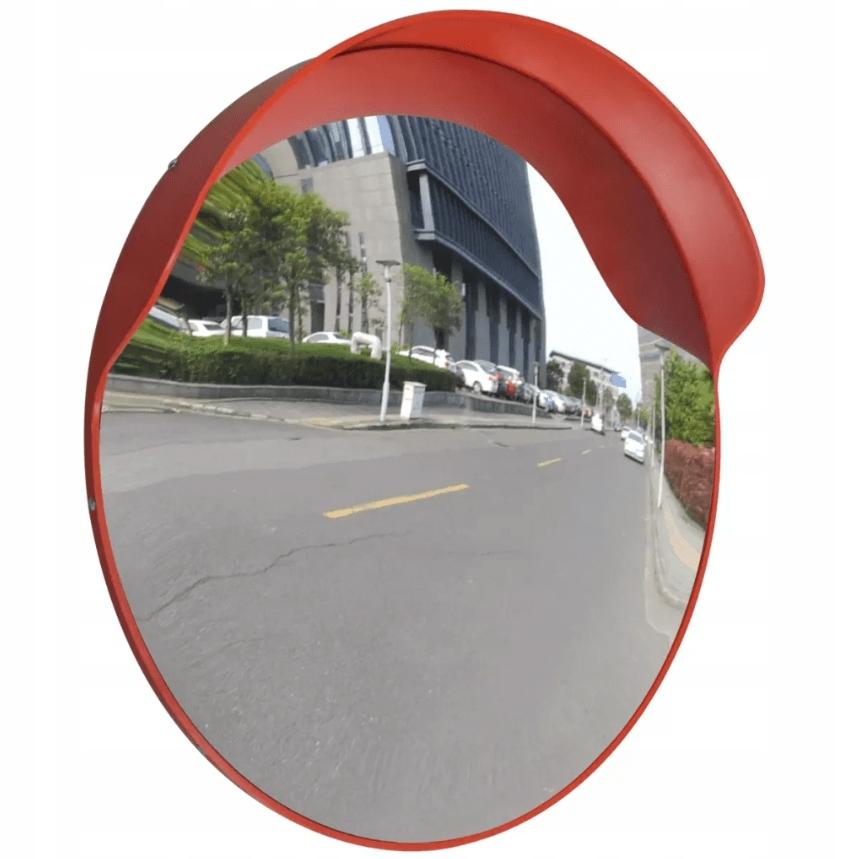 Складское дорожное зеркало с держателем 45см 450мм