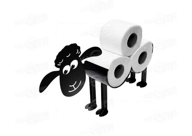 Овца/Баран Стенд/Полка S на туалетную бумагу