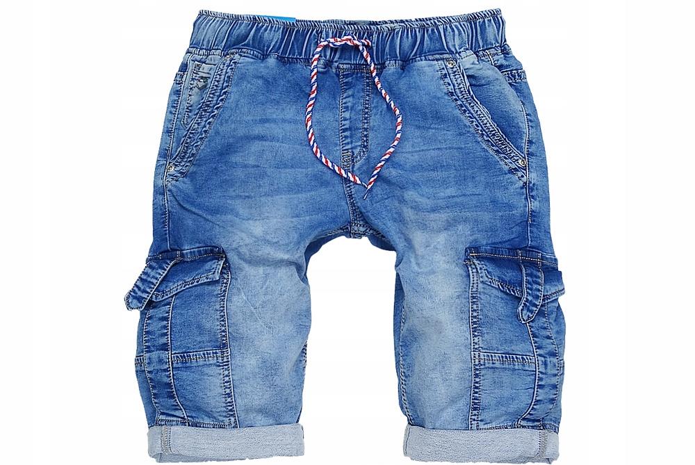 SUPER PHILIP PL 322S - šortky džínsy ročník - p. 33