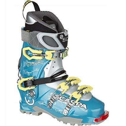 Nové SCARPA GEA lyžiarske túry ruží.24.0 eú 39,5....[s143]