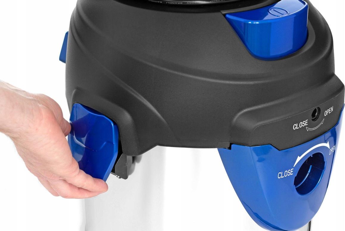 KANWOD ZA ČIŠČENJE VAKUUMA + OBLAČILO ZA ŠOKE TAPETE TAPETE Prostornina rezervoarja za čisto vodo 3,5 l
