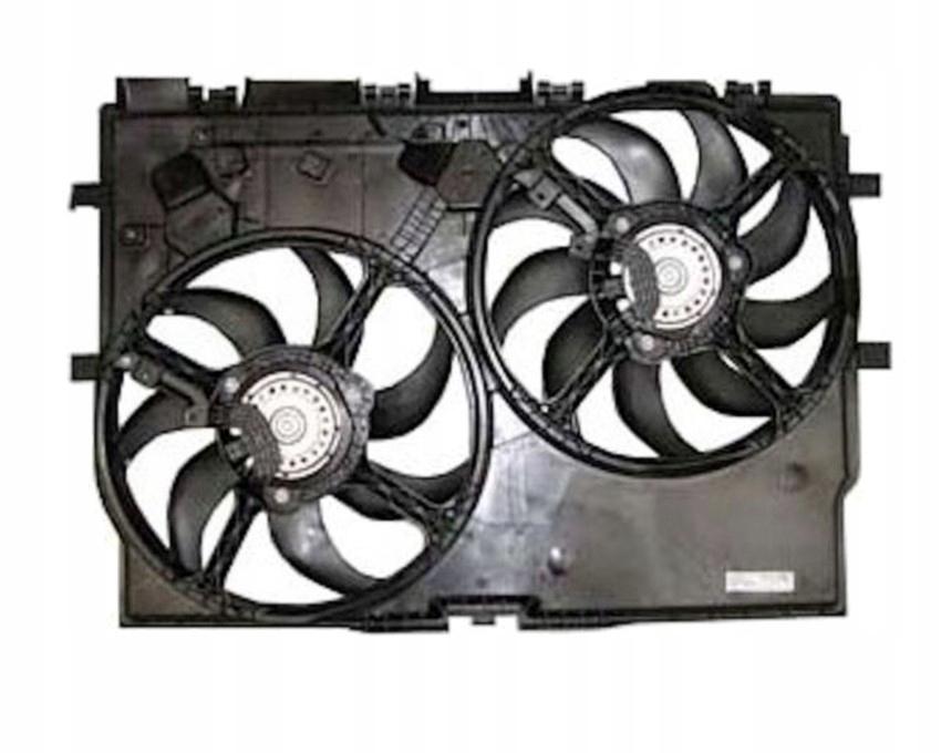вентилятор радиатора fiat ducato 22-30 новая