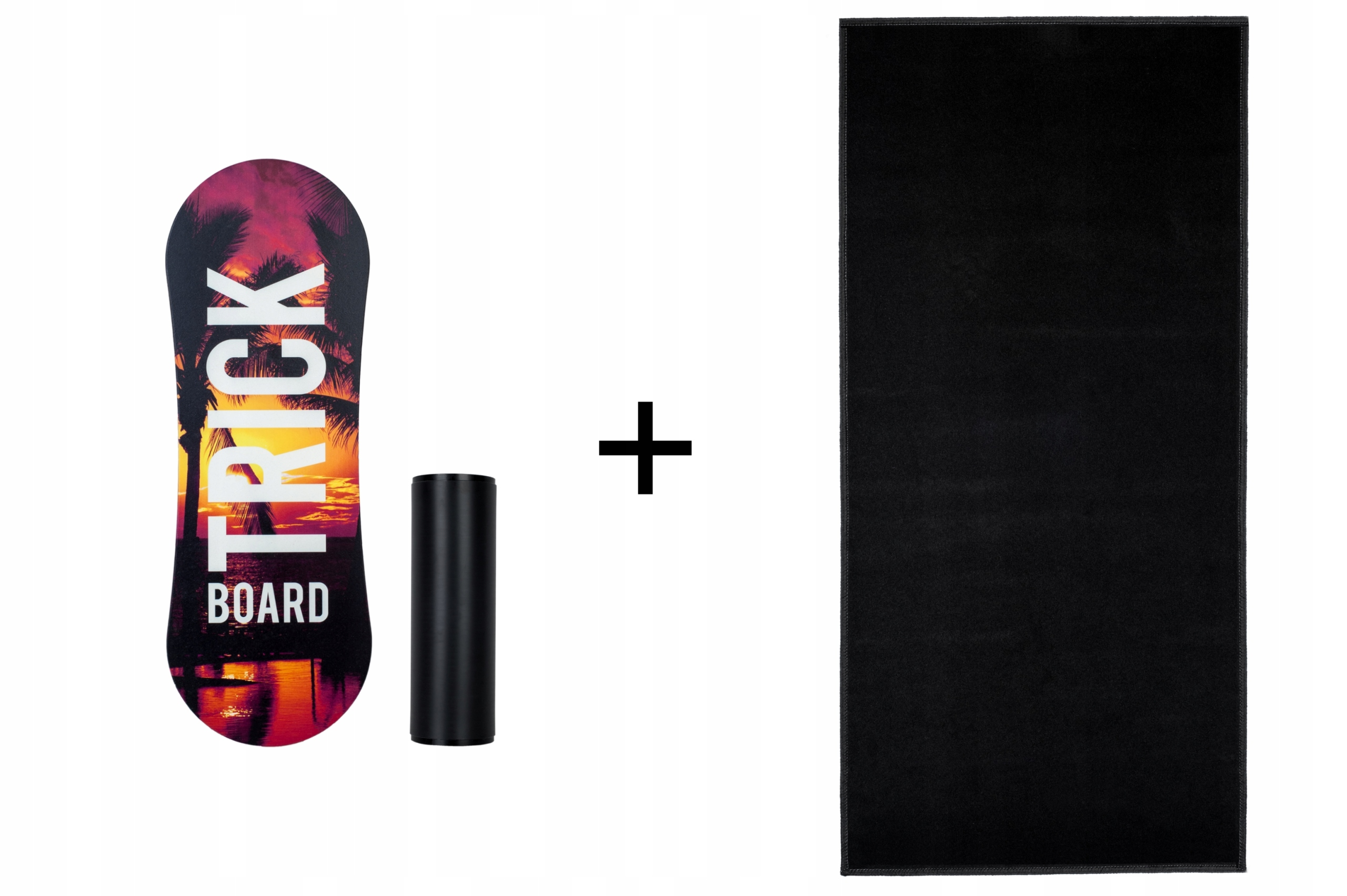 Купить TRICKBOARD HAPPIT Balance Board Miami  коврик NR4 на Eurozakup - цены и фото - доставка из Польши и стран Европы в Украину.
