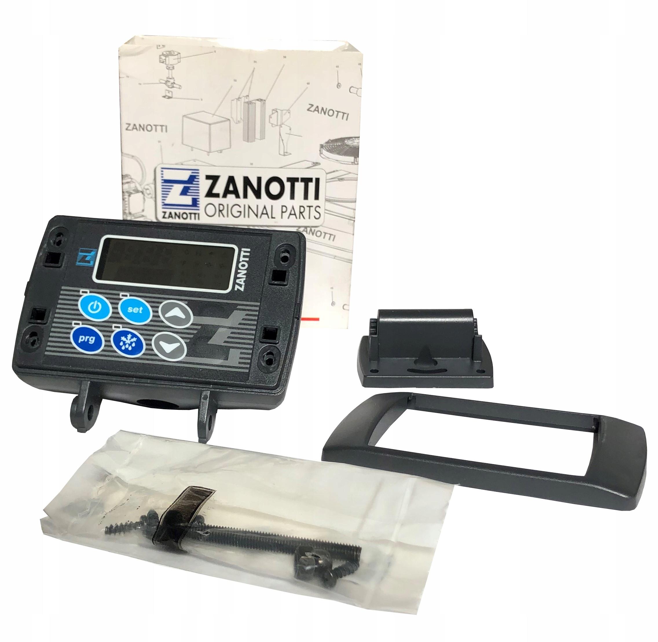 драйвер кабины приводимый в действие zanotti z панель