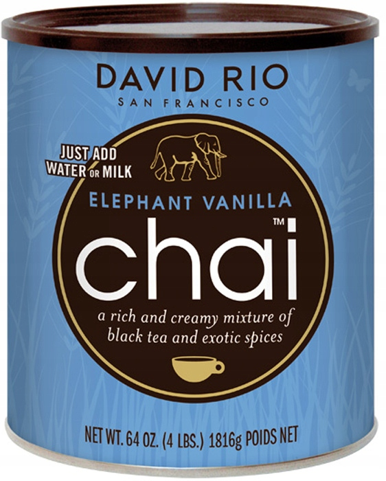 David Rio Slon Chai Tea Latte z Kávy 1816g